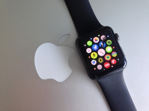 The Apple Watch with watchOS 1